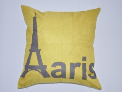 Kissenbezug Paris