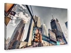Leinwandbild Times Square