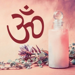 Wandtattoo Logo Hinduismus