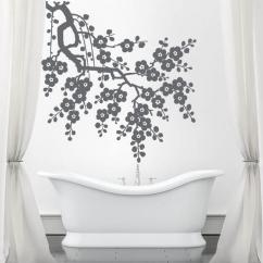 Badezimmer Wandtattoo | 3D Wandsticker | Sprüche Wandtattoos