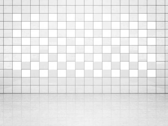 Fliesenaufkleber Weiss (A700) 20er Set