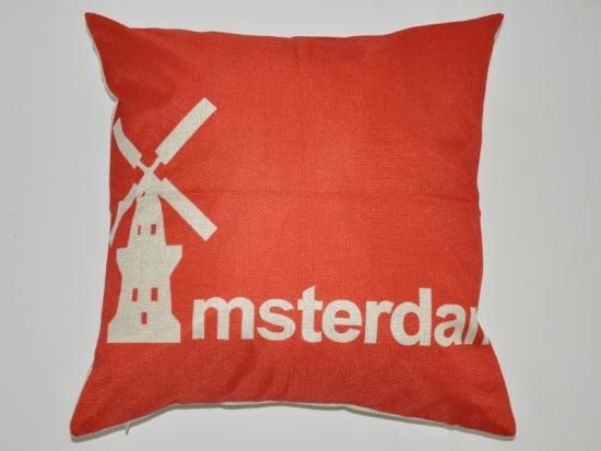 Kissenbezug Amsterdam