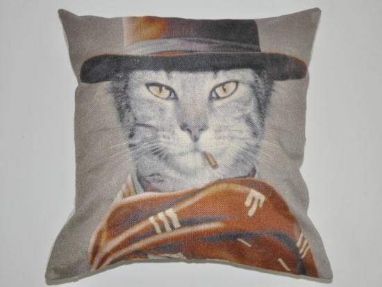 Kissenbezug Cat