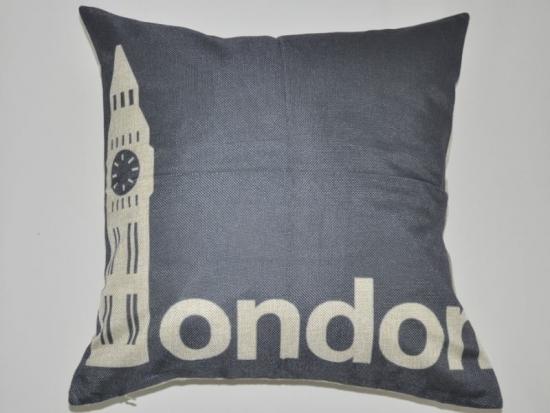 Kissenbezug London