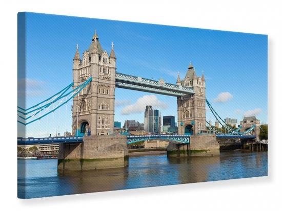 Leinwandbild Die Tower Bridge