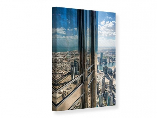 Leinwandbild Penthaus in Dubai
