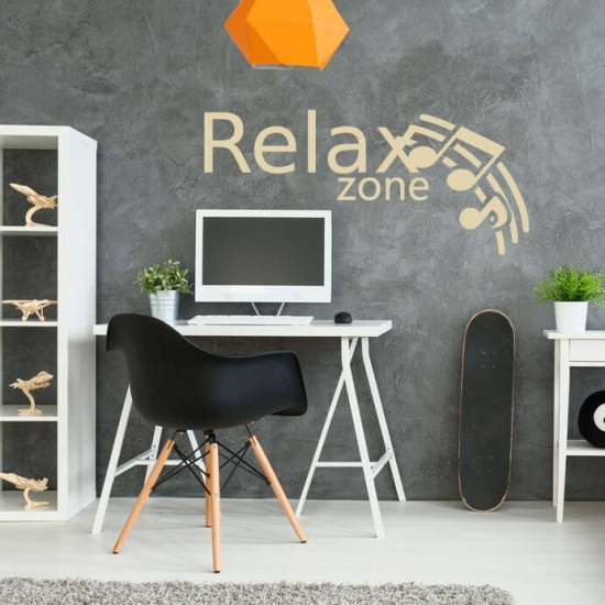 Wandtattoo Relaxzone